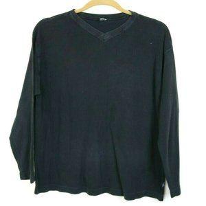 Levis Mens Shirt Long Sleeve Thermal Waffle Knit